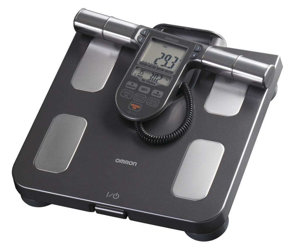 Omron full-body composition monitor HBF-516B