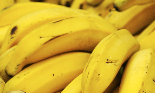 Bananas cure hangovers?