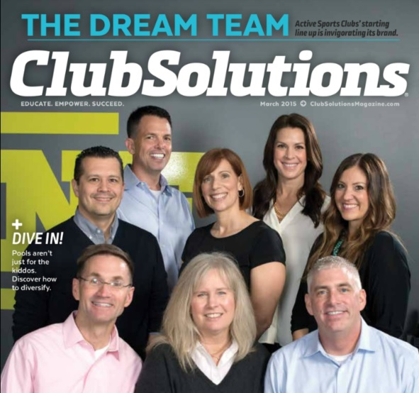 Active Sports Clubs Dream Team | Club Solutions | 2015