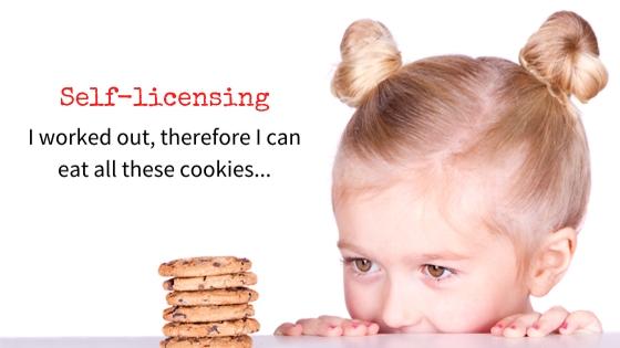 Self-licensing